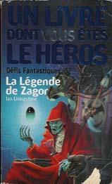 La Légende de Zagor Defi52n