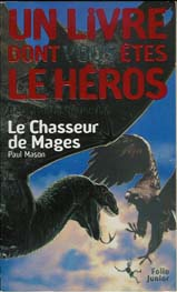 Le Chasseur de Mages Defi56n