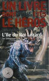 L'Île du Roi Lézard Defi7n
