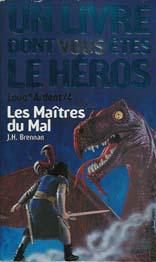 4 -  Les Maîtres du Mal Loup4n