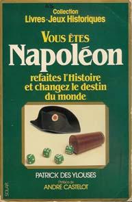 Livres-Jeux Historiques Napoleon