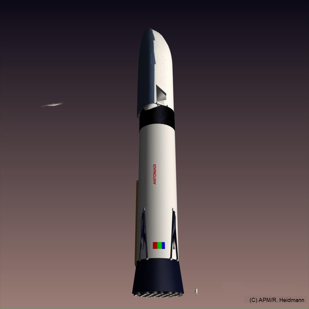 [SpaceX] Actualités et développements du Raptor, du lanceur et des vaisseaux de l'ITS - Page 2 Mct_upright