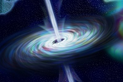 Highest-energy light from a gamma-ray burst ever Gamma-Ray-Burst-400
