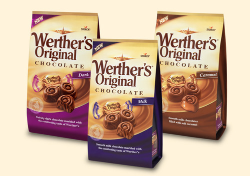 Bomboni :)  Werthers-caramels