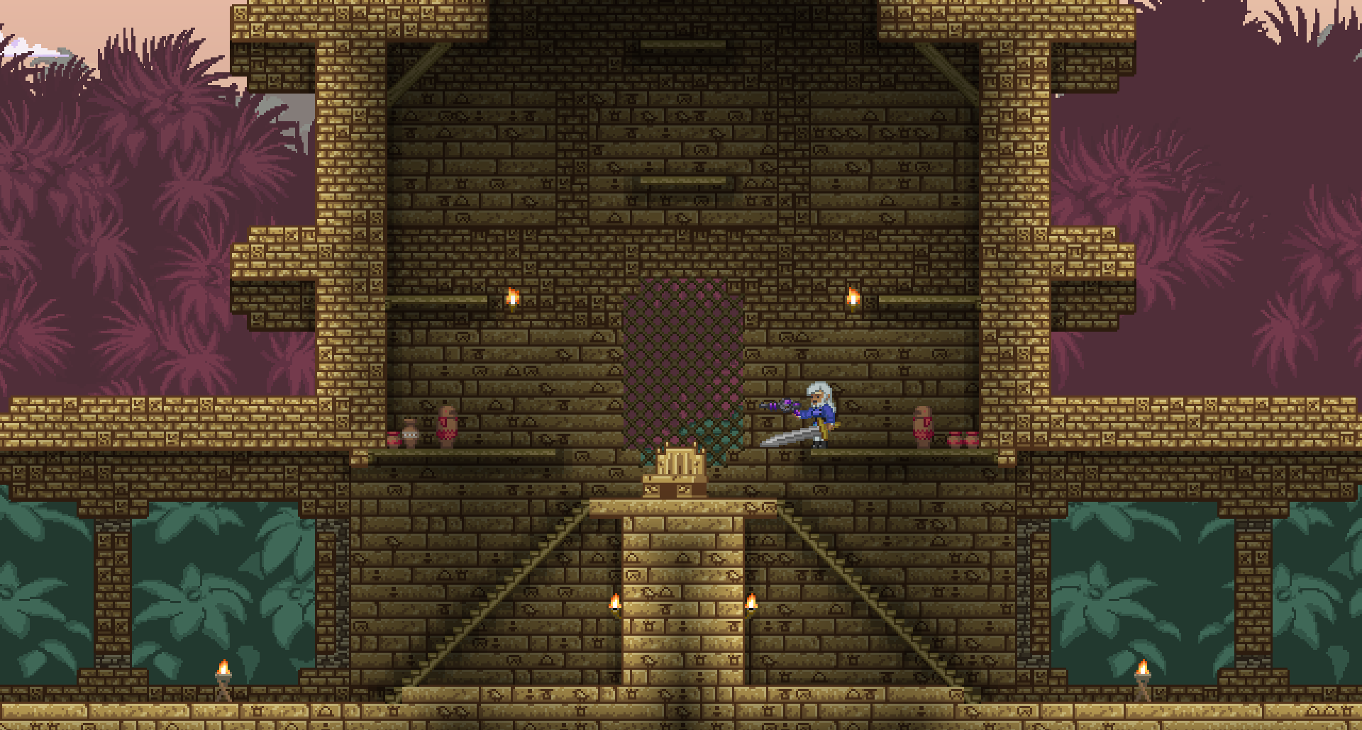 Starbound News 03/04 Dungeon1