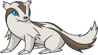 Prudence the Linoone (inactive) 264