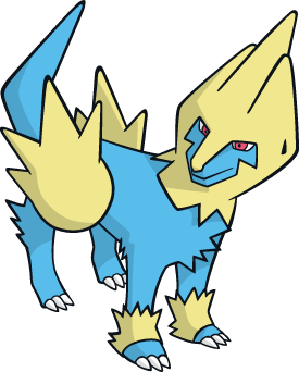 Wolfe the Manectric [WIP] 310