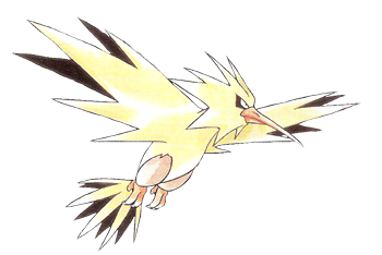 Legendary: Zapdos (Floater) 145