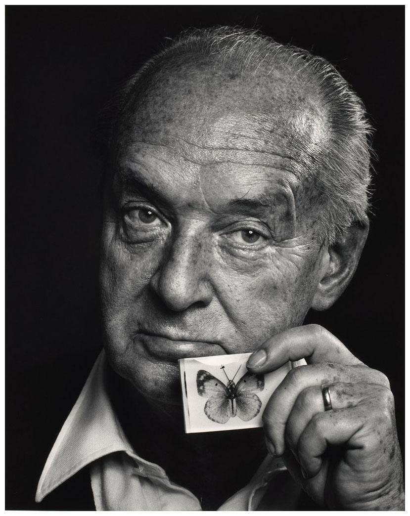 Zanimljivosti o piscima - Page 4 Yousuf-karsh-vladimir-nabokov-1899-1977-3-november-1972
