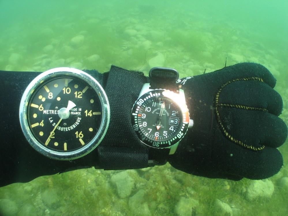 je plonge avec une montre dans la baignoire et ailleurs Img_0897web