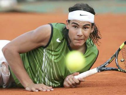 За кого сте во Тенис ? Nadal-falls