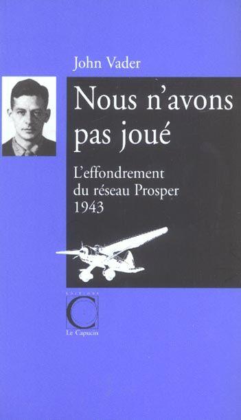 Recherches sur Henri COMPIN résistant dans le Loiret 1007249