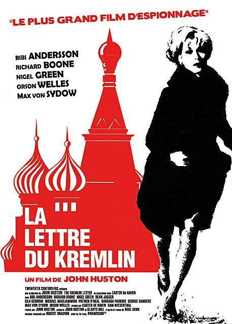 La Lettre du Kremlin - The Kremlin Letter - 1969 - John Huston 883880219