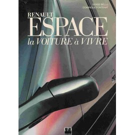 Ouvrages consacrés à l'automobile - Page 12 Bellu-Serge-Renault-Espace-Livre-148414330_ML
