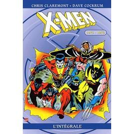 Vos lectures de livres avec des Images - Page 6 Cockrum-Dave-X-Men-L-integrale-T-1-1975-1976-Livre-894387144_ML