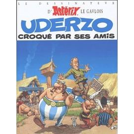 Liste de livres Astérix Collectif-Uderzo-Croque-Par-Ses-Amis-Livre-896434723_ML