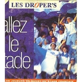 Archives : histoire du Stade Français Paris Les-Droper-s-Allez-Le-Stade-CD-Single-250461139_ML