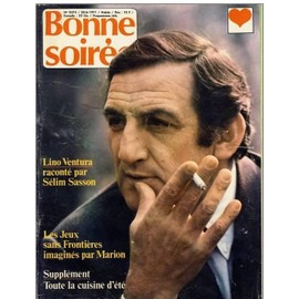 Couverture de magazine - Page 4 Bonne-soiree-2575-1971-lino-ventura-marlene-jobert-maurice-messegue-957599598_ML