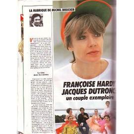 Françoise et ses chapeaux Intimite-1927-candice-patou-robert-hossein-couv-2p-francoise-hardy-jacques-dutronc-2p-marilyn-monroe-2p-karen-grassie-melissa-sur-anderson-la-petite-maison-dans-la-prairie-1-2p-montand-1-2p-1927-927421161_ML