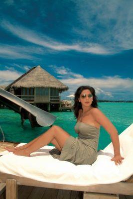 اليسا في جزر المالديف 3db20885af