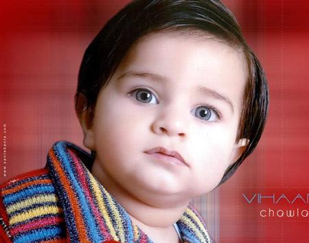 لسنة - فاز هذا الطفل بجائزه اجمل طفل في العالم لسنة 2007 0_95101186487629_1