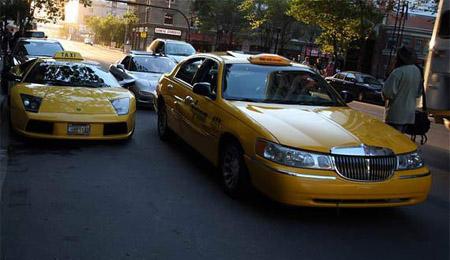 أسرع تاكسي في العالم Tcb74113