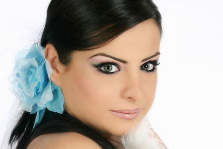 البوم صور ماكياج جميلات عربيات .. كثير حلو 257eab1c4a