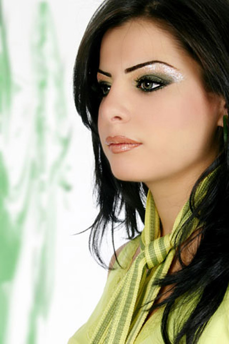 البوم صور ماكياج جميلات عربيات .. كثير حلو 2c8b111f19