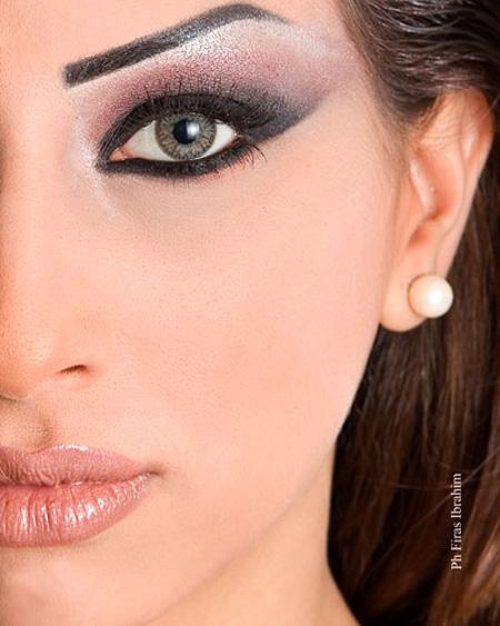 البوم صور ماكياج جميلات عربيات .. كثير حلو CZ528356