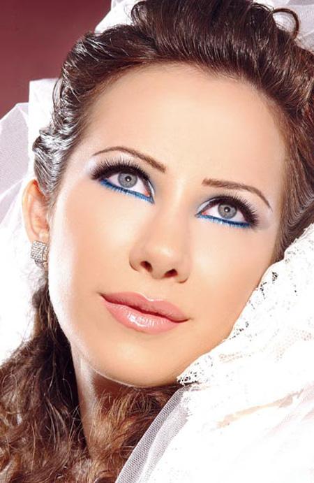 البوم صور ماكياج جميلات عربيات .. كثير حلو Deb33dbf76