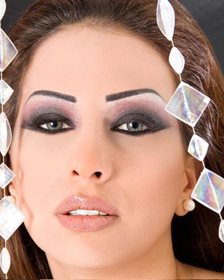 البوم صور ماكياج جميلات عربيات .. كثير حلو ZpK28450