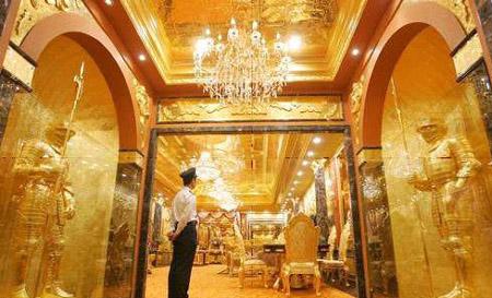 بيت كامل من الذهب  D6e031caf5