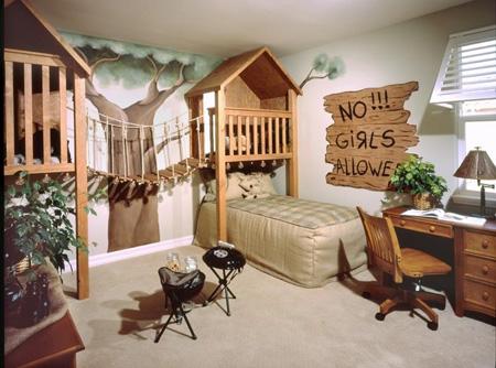 اليكم البوم صور غرف نوم شبابية , ستايل جديد ومختلف 5_5