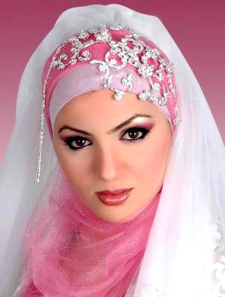 اجمل مكياج للعروس المحجبة 1_29