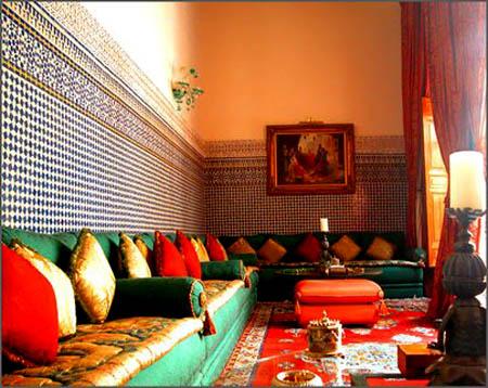 ديكورات منازل جزائرية  1_8