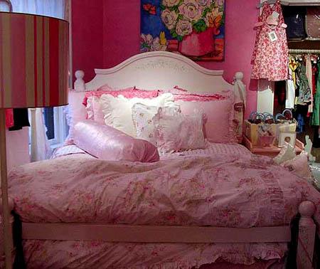ديكورات لغرف نوم بناتية روعة   11_37