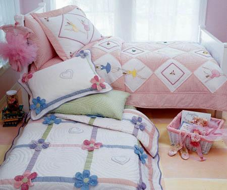 ديكورات لغرف نوم بناتية روعة   1_102