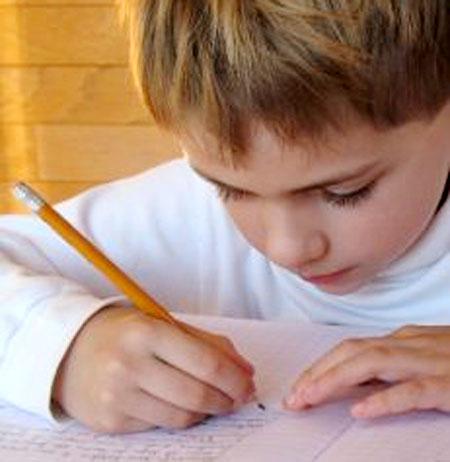 مشكلة هروب الاطفال من حل واجباتهم المدرسية 1_29