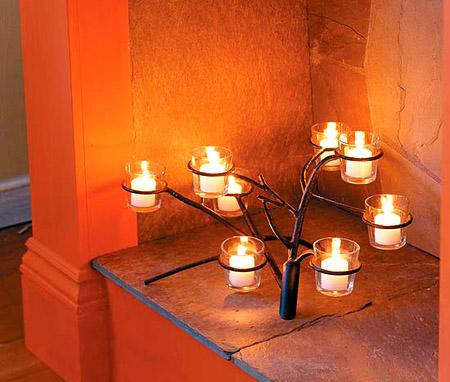 تزيين البيت بشكل رومانسي لعمل اجواء رومانسيه لزوجك 5_37