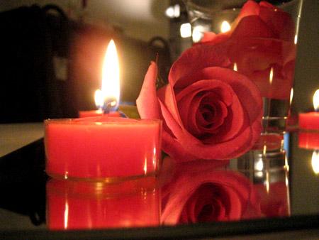 تزيين البيت بشكل رومانسي لعمل اجواء رومانسيه لزوجك 9_30