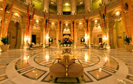 ღ فندق بالهند استغرق بناؤه 11 سنة ღ 3_65