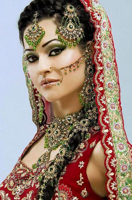 لينعم وجهك بالماكياج الهندي , البوم صور C_1