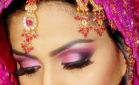 لينعم وجهك بالماكياج الهندي , البوم صور D_1