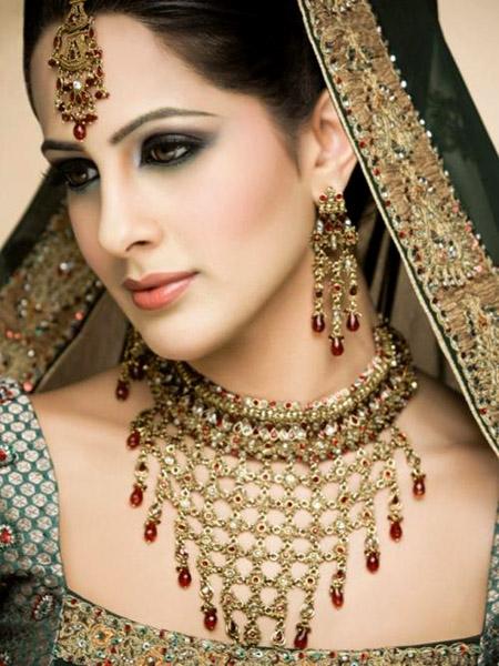 لينعم وجهك بالماكياج الهندي , البوم صور E_1