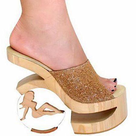 صور اغرب صنادل وأحذية في العالم 11030213554276