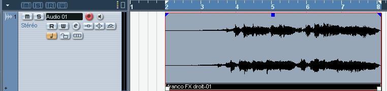 [Technique Audio]-Recycle + Reason + Séquenceur audio 3