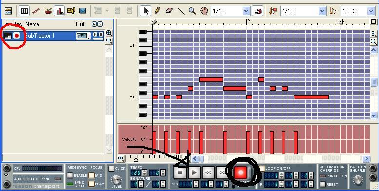 [Reason]-Session départ-Enregistrement-Automation(Débutants) Newbi7