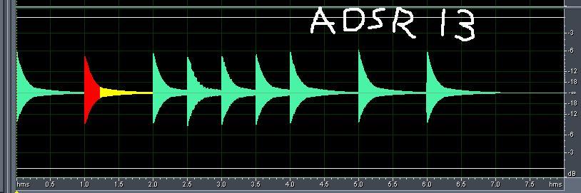 [Théorie Synthèse]-«AMP» Enveloppes ( Tuto 1 ) ADSR13
