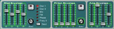 [Théorie Synthèse]-«MOD» Enveloppes ( Tuto 3 ) ModEnv8