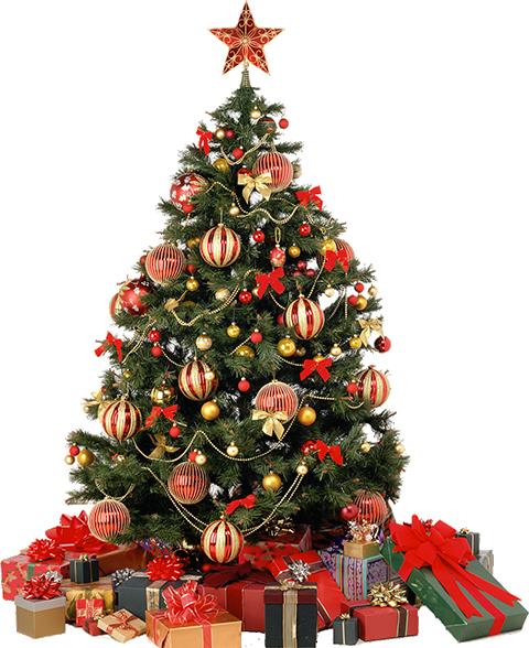 El Arbolito Reznor 2018 Christmas_tree_PNG133